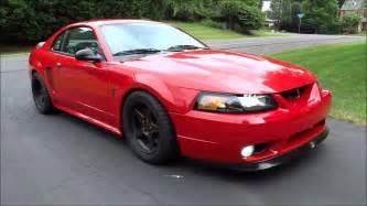 1999 Ford Mustang Cobra 1999 Ford Mustang Svt Cobra