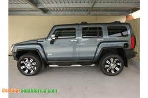 Used Hummer Cars For Sale In South Africa 2007 Hummer H3 Used Car For Sale In Durban Central Kwazulu