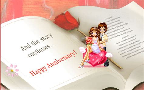 Happy Wedding Anniversary Animated Gif by Happy Wedding Anniversary Gif Images 9to5animations