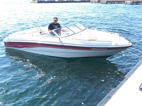 chaparral boats used ontario chaparral 200 le 1999 used boat for sale in gananoque ontario