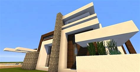 building a home ideas novus modern house minecraft house design