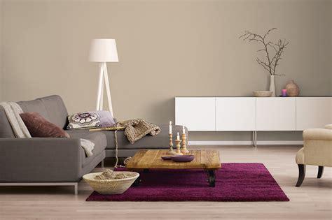 Wohnzimmer Welche Farbe by Innenfarbe In Braun Taupe Streichen Alpina Farbrezepte
