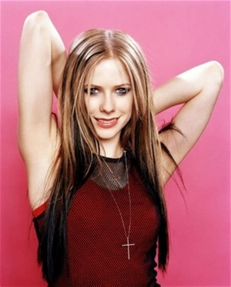 Avril Lavigne Does Cosmo by George Holz Photoshoot Cosmo 2004 Avril Lavigne