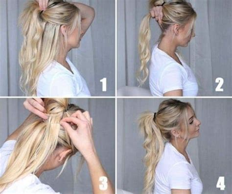 thin hair pony tail 7 great tips for creating the perfect voluminous ponytail