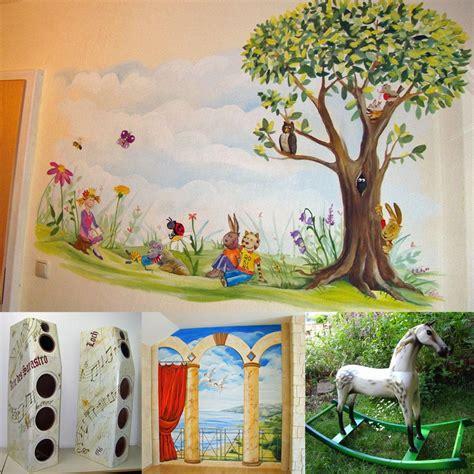 kinderzimmer bemalen lassen kinderzimmer wand bemalen bibkunstschuur