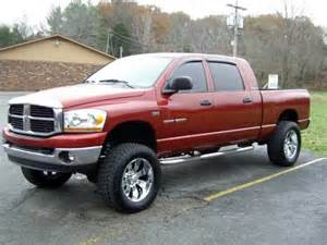2006 Dodge Ram 1500 Lifted 2006 Dodge Ram 1500 Mega Cab 32 000 Firm 100076944