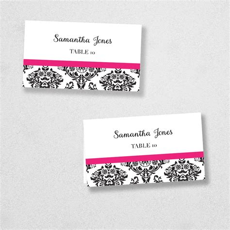 avery place cards 80504 template avery place card template instant card