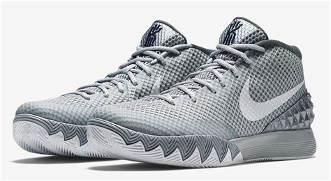 Kyrie 4 Wolf Grey nike kyrie 1 quot wolf grey quot air 23 air release dates foosite air max and more
