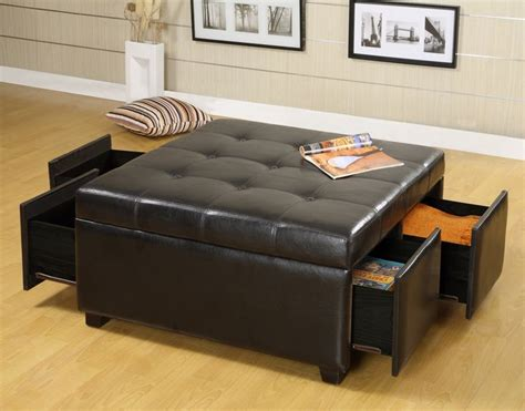 rooms to go coffee table ottoman best 25 storage ottoman coffee table ideas on