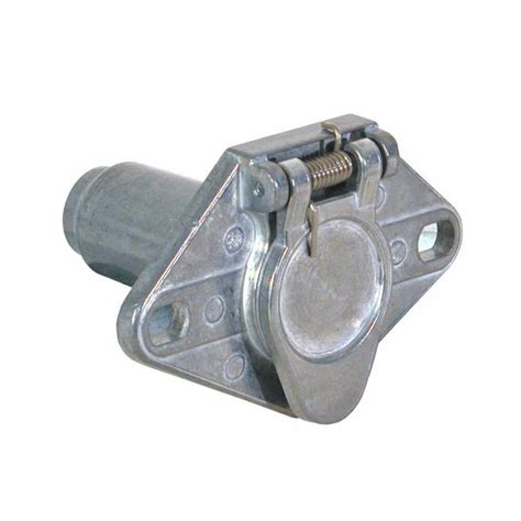 buyers tc1006 6 pin metal truck end trailer