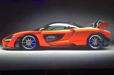 mclaren hypercar mclaren senna name confirmed for 789bhp track focused