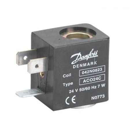 Solenoid Ac 220v E M C 042n0821 danfoss ac230c spare coil m and m controls
