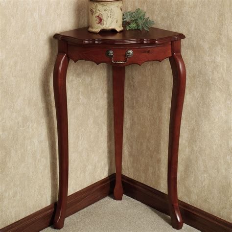 tall corner accent table charming tall corner accent table of lyndhurst wooden