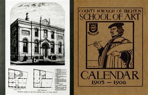 Century College Calendar Brighton School Of The Age To The