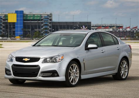 chevrolet ss performance this is the 2014 chevrolet ss performance sedan gm authority