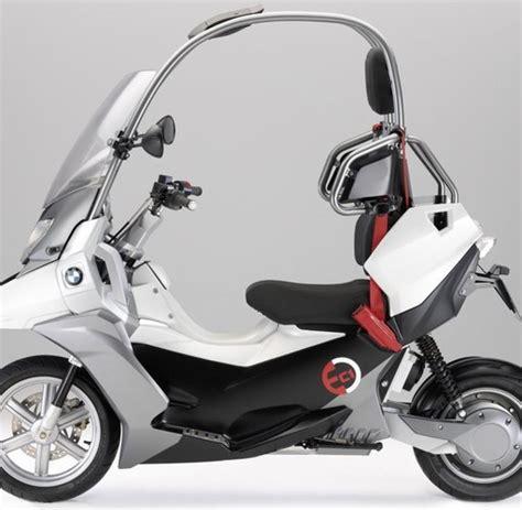 scooter comeback bmw gibt erfolglosem roller  eine
