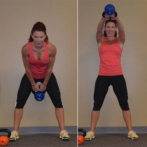 fitness swing swing want to burn more calories try this kettlebell