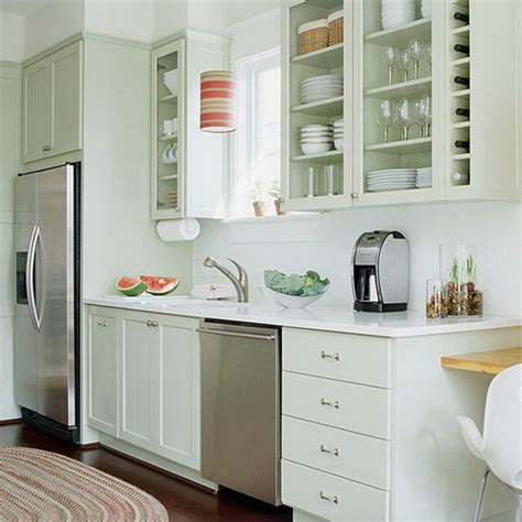 Light Green Kitchens 80 Cool Kitchen Cabinet Paint Color Ideas Noted List