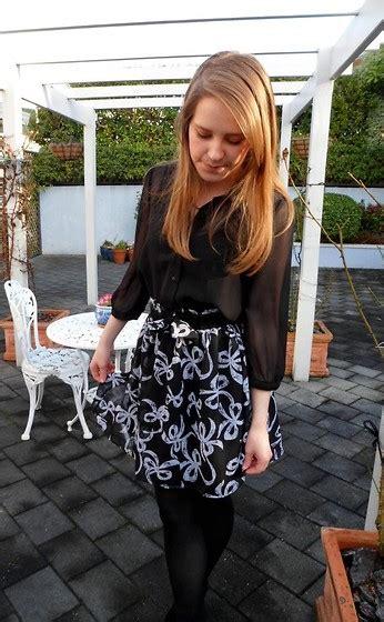 Blouse Ingnite lilly xpress chiffon shirt ignite skirt h h