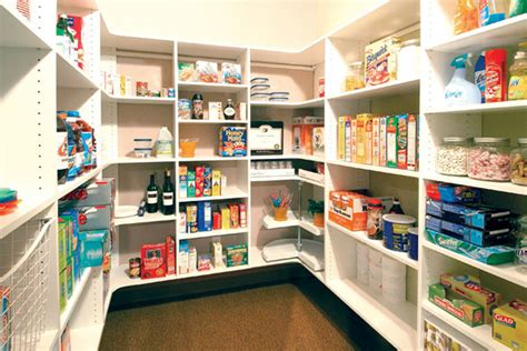 pantry room laundry room closets