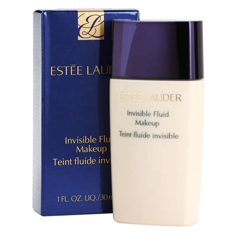 Estee Lauder Liquid Foundation est 201 e lauder invisible fluid makeup liquid foundation