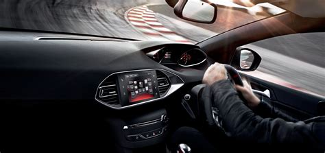 peugeot 308 interior new peugeot 308 gti by peugeot sport discover the