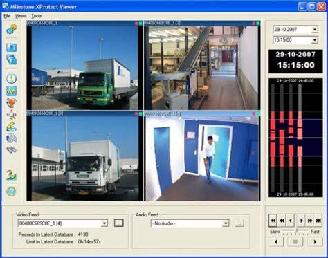 milestone mobile server milestone xprotect professional centra security services