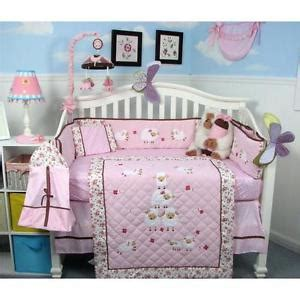Sheep Baby Bedding by Sheep Crib Bedding Ebay
