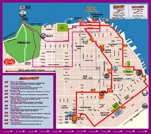 Big Bus San Francisco Map by Open Top Bus Infobarrel