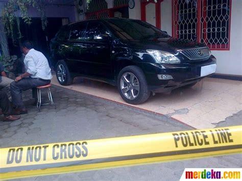 gantungan mobil kresna wayang intelkam polri foto ini mobil amien rais yang ditembak oleh orang tak