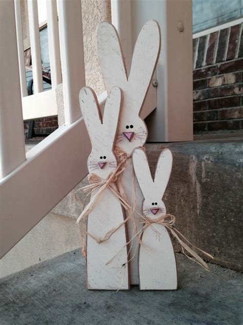 Personalized Signs For Home Decorating by Wonderful Easter Decorations Made Of Wood My Desired Home