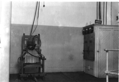 Electric Chair Execution by Virginia To Bring Back Electric Chair As Default Execution Method