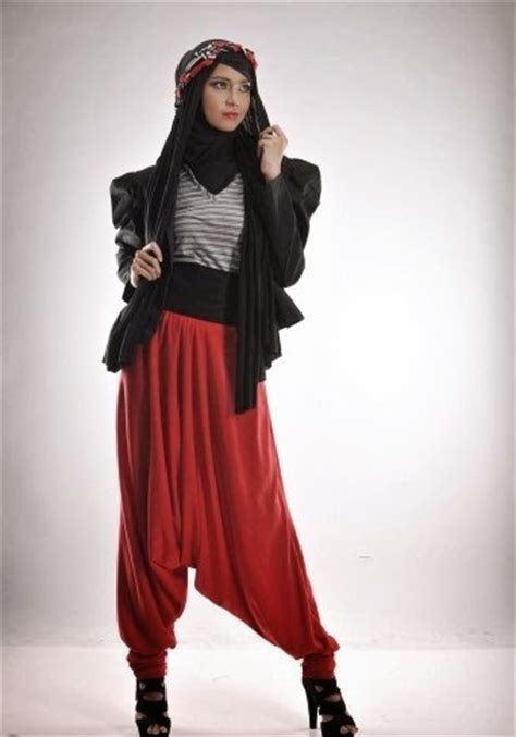 model pakaian terbaik 10 contoh model baju muslim remaja masa kini kumpulan