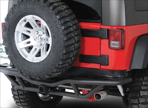 Jeep Jk Rear Bumper Rugged Ridge 11503 15 Rugged Ridge Rrc Rear Bumper With