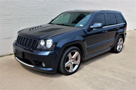 blue jeep grand srt8 2009 jeep grand srt8 4x4 4dr suv ebay