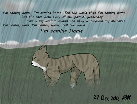 tell the world i m coming home by epikbecky on deviantart