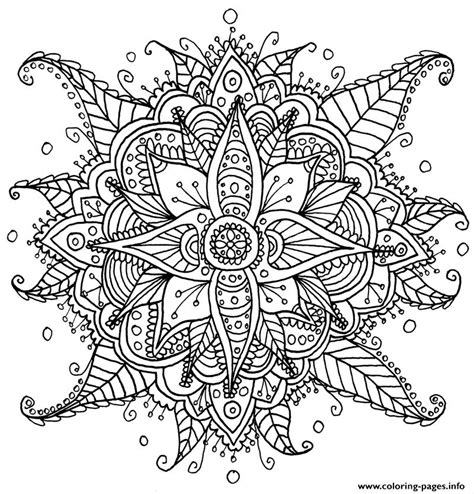 printable coloring pages zen zen antistress free adult 24 coloring pages printable