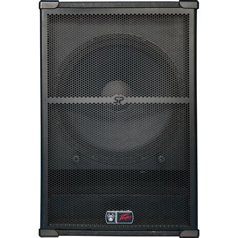 schrank pimpen peavey sp 118 pro audio passive 18 quot ported 2400w power