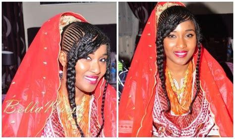 Kanuri Hairstyles | 11 stunning traditional nigerian wedding hairstyles
