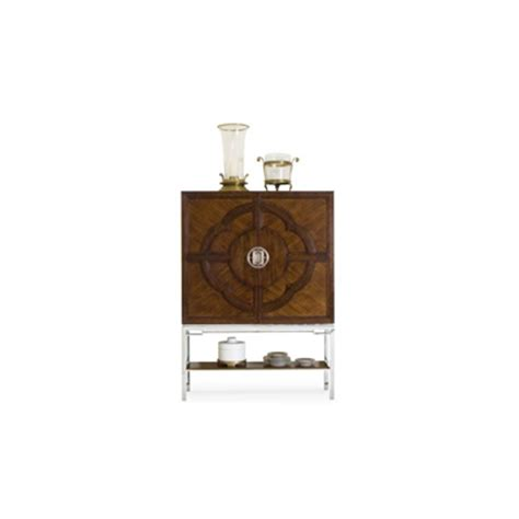Lotus Bar Cabinet Century 699 462 Chin Hua Lotus Bar Cabinet Discount Furniture At Hickory Park Furniture Galleries
