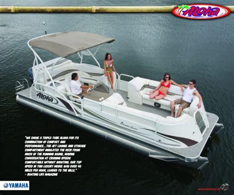 aloha pontoon boat seats research 2010 aloha pontoon boats paradise 250