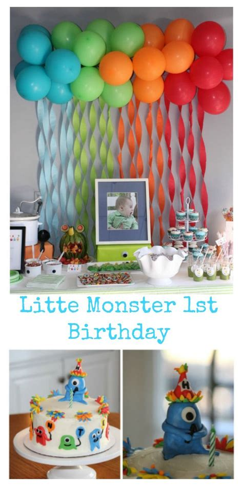 birthday decoration ideas at home for boy 25 best ideas about boy first birthday on pinterest