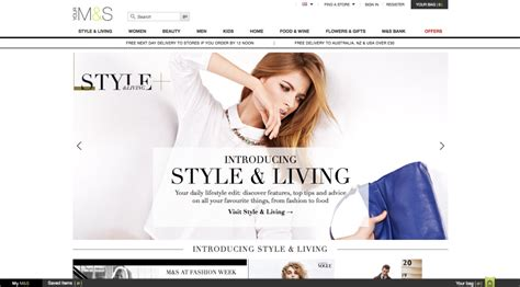 what s new for designers february 2014 webdesigner depot marks spencer relaunches website with content focus