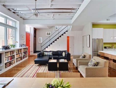open space house 25 open concept modern floor plans