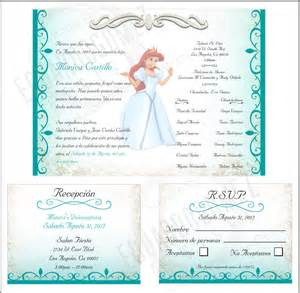 finished project quinceanera invitation e gomez designs