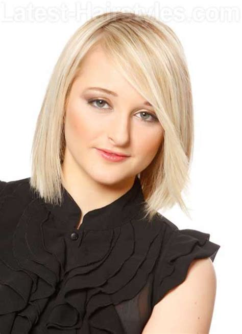 bob hair styles with long sides 15 latest long bob with side swept bangs bob hairstyles