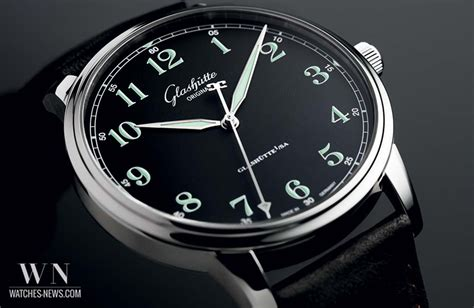 Excellence 8519msb Silver Black White Original introducing the glash 252 tte original senator excellence watches news