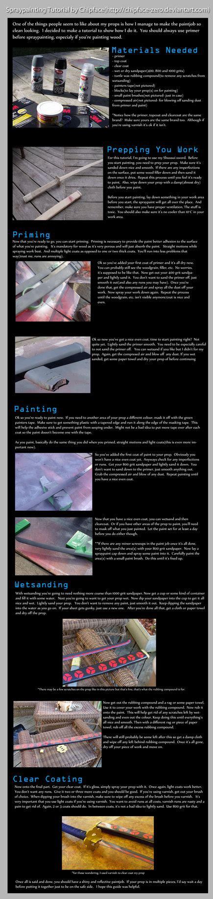 spray painting tutorial spraypainting tutorial by chipface zero on deviantart