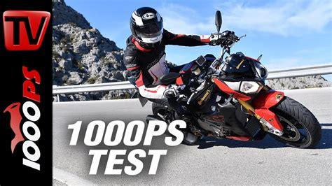 Motorrad Kaufen Mallorca by Video 1000ps Test Contiroadattack 3 Im Test