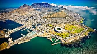 Landscape Pictures Cape Town South Africa